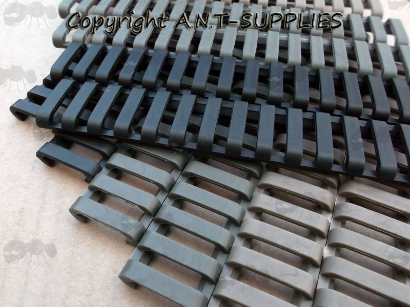 Airsoft Rail Covers Ris Ras Handguard Cover Grips Uk