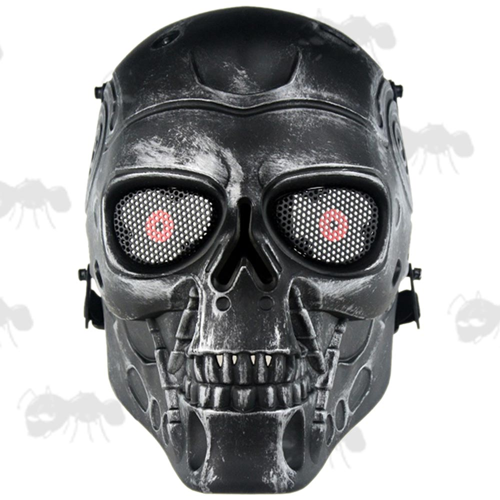Terminator Airsoft Mask - T800 Style Mask | Free UK Delivery