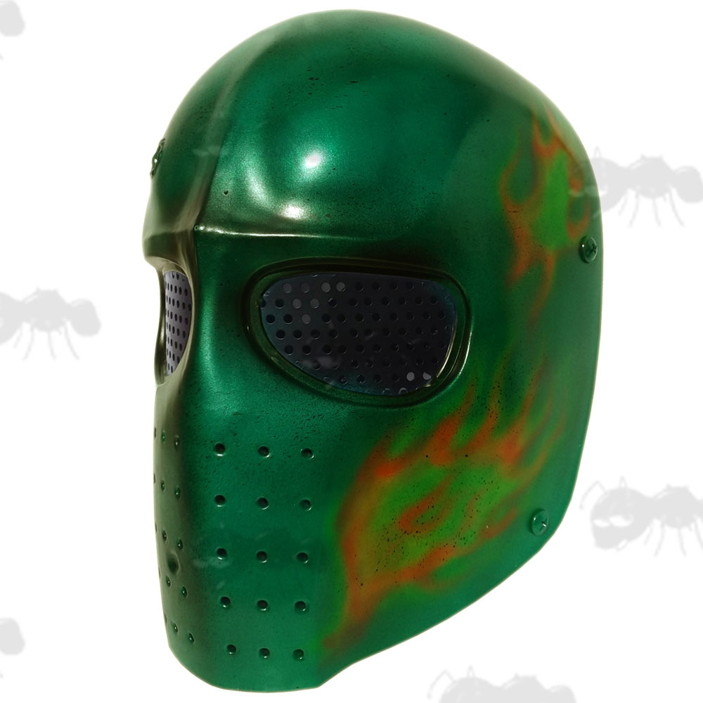 Salem Army Of Two Airsoft Mask Elliot Salem Inspired Ao2