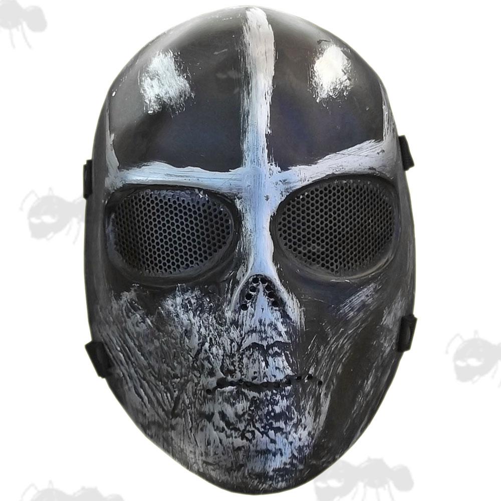 Rios Army of Two Airsoft Mask - AO2 Tyson Rios Fibreglass ...