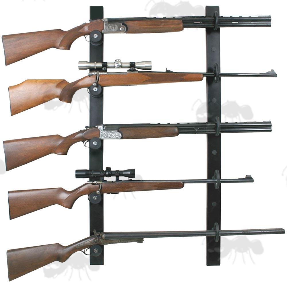 Nor Lyx Wall Mounted Gun Display Locks