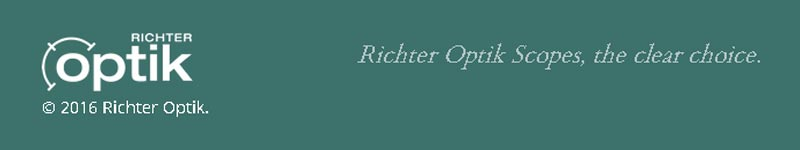 Richter Optik Rifle Scopes Banner