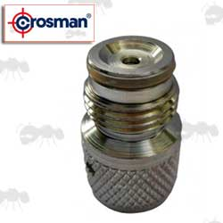 Crosman Air Source 88g CO2 Bottle Adapter for Paintball Markers