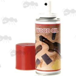 Pumpasol Bottle of Gun Wood Stock Oil