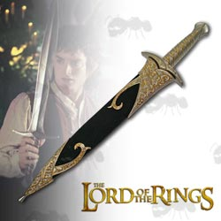 The Hobbit Sting Sword with Scabbard