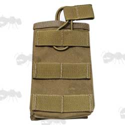 Coyote Brown Universal Fast Access Magazine MOLLE Pouch