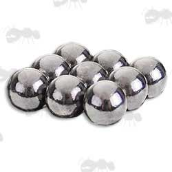 Nine Neodymium Sphere Magnets