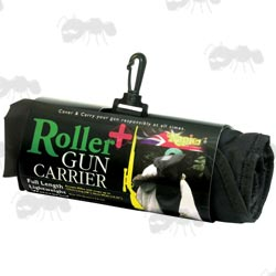 Napier Roller+ Gun Carrier for Rifles in Packaging