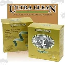 Box Of Napier Of London Ultra Clean 12 Meter Roll
