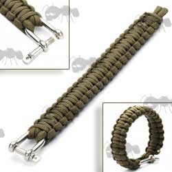 Military products army surplus equipment free uk delivery for How to make a paracord utility pouch