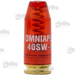 All Red Polymer .40SW Calibre Snap Cap