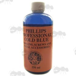 250ml Bottle of Phillips Professional Cold Blue