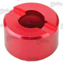 Red Metal Airsoft PTW BB Speedloader Fitting Adapter