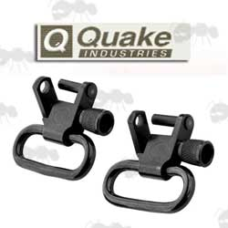 Quake Hush Stalker II QD 25mm Sling Swivels