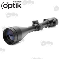 Richter Optik 3-9x50E Adjustable Magnification Rifle Scope