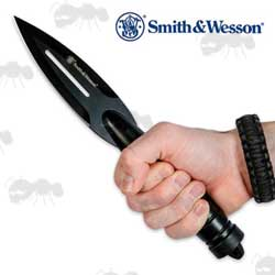 Smith and Wesson Survival Knife Spear Attachment