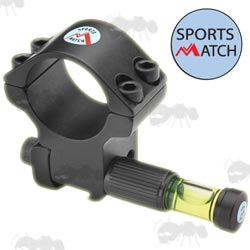 Sportsmatch UK Side Mounted Spirit Level SP4 Kit