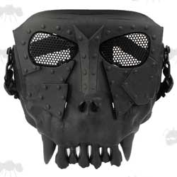 Airsoft Masks Cool Lower Half Full Face Mask Uk