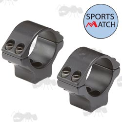TMB3 Sportsmatch Specialist 30mm Scope Mounts for Theoben Rapid 7 Air Rifles