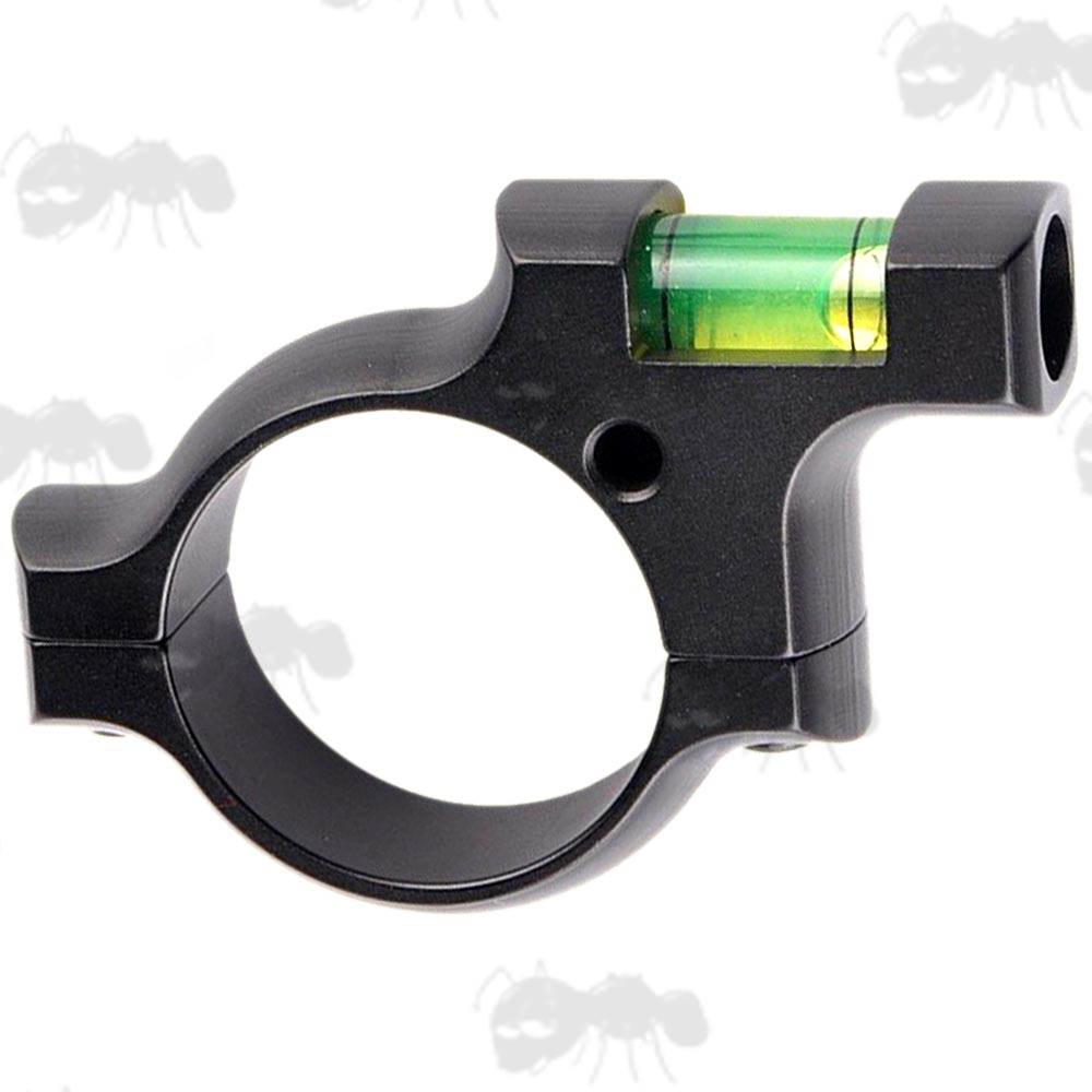 Anti Cant Spirit Level for 25mm or 30mm Rifle Scope Tubes