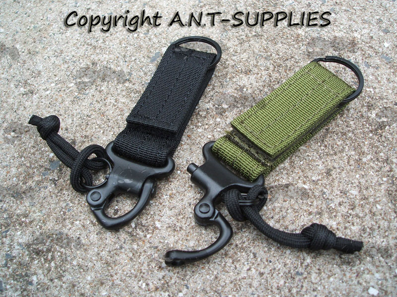 MOLLE Key Holder - Utility Belt Strap Clip | Free UK Shipping