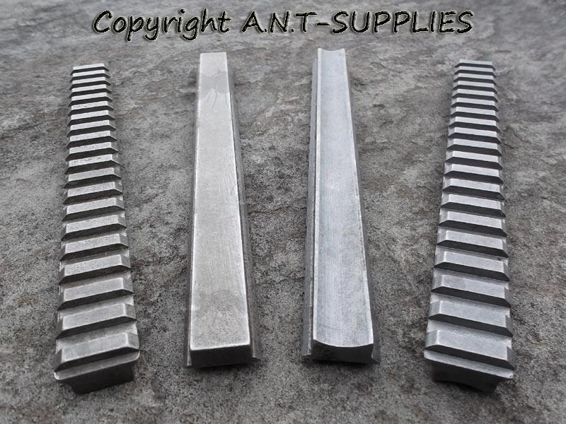 Picatinny Steel Scope Rails Diy Blank Sight Base Mounts