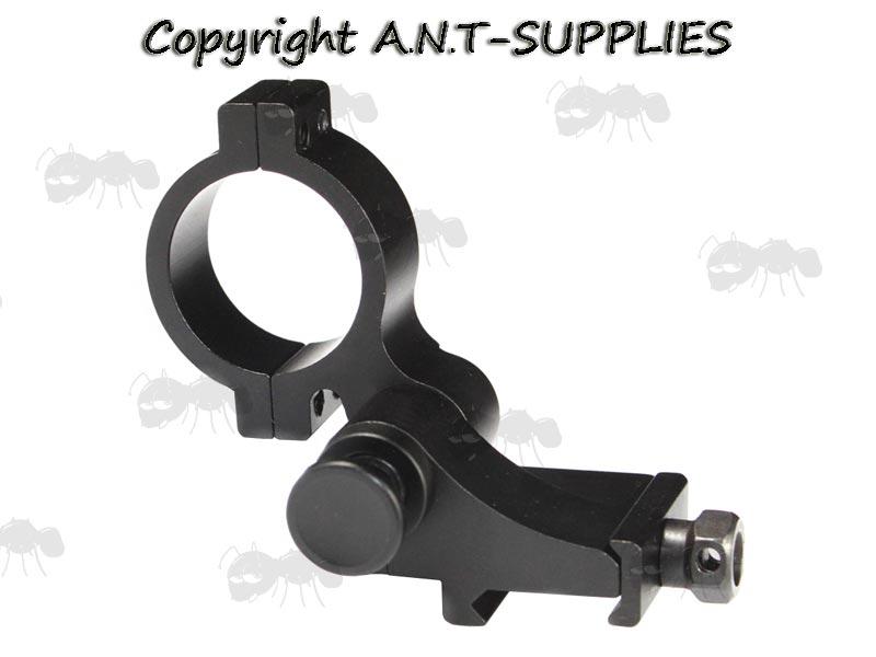 Vector Optics X3 Magnifier Sight Amp Flip Side Weaver
