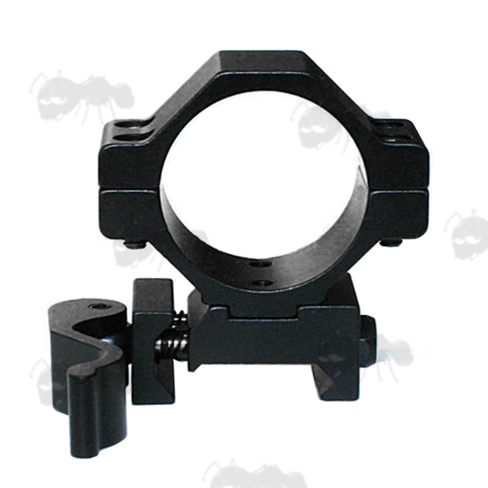 Quick Release Mm Scope Rings Picatinny