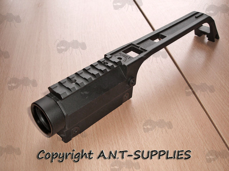G36 Carry Handle Scope X3 5 Sight With Accessory Rail